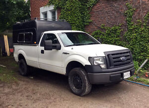 2010 Ford F-150 Reg Cab Long Pickup Truck ++LOADS of EXTRAS++