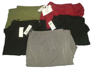 PLUS SIZE 24W -5 Pairs Quality Dress Pants - Plus Size 24W - NEW