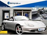 2003 03 Porsche Boxster S Anniversay 3.2 Auto Tiptronic FSH