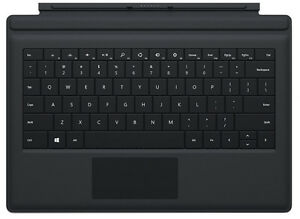 Clavier Microsoft - Type Cover - pour Surface Pro 3