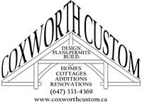 Custom Homes, Cottages, Additions, Renovations
