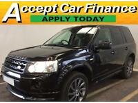 Land Rover Freelander 2 FROM £83 PER WEEK!