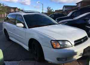 2000 Subaru Legacy Limited GT Fully Loaded Drives Amazing