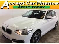 BMW 116 2.0TD ( bhp ) ( s/s ) Sports Hatch 2013MY d Sport FROM £57 PER WEEK!