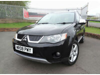 2008 Mitsubishi Outlander 2.0DI-D Warrior - History with Belt Change KMT Cars