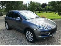 PORSCHE CAYENNE TDI V6 TIP S - 2 OWNERS - SERVICE HISTORY - GREAT DRIVER - PX