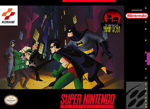 Looking for Batman and Robin SNES
