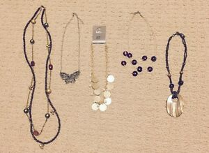 Beautiful lot of necklaces!!!