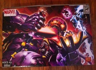 "SDCC Exclusive Marvel Universe Masterworks Sentinel Legends Rare New X-Men 17"""