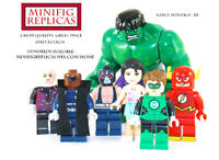 Minifig Replicas - Hundreds of Characters available!