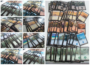 MAGIC The Gathering - 426 cards plus 20 x 5 MANA colours