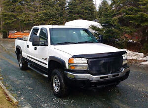 2005 GMC 2500HD Crew Cab