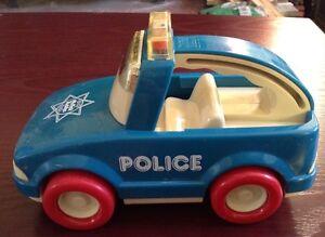 VINTAGE 1987 POLICE MY FIRST BUDDYS PATROL Gatineau Ottawa / Gatineau Area image 3