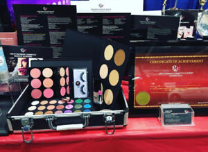 Certified Makeup Classes for $1000