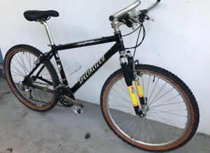 1997 Specialized Stumpjumper M2 Comp mountain bike