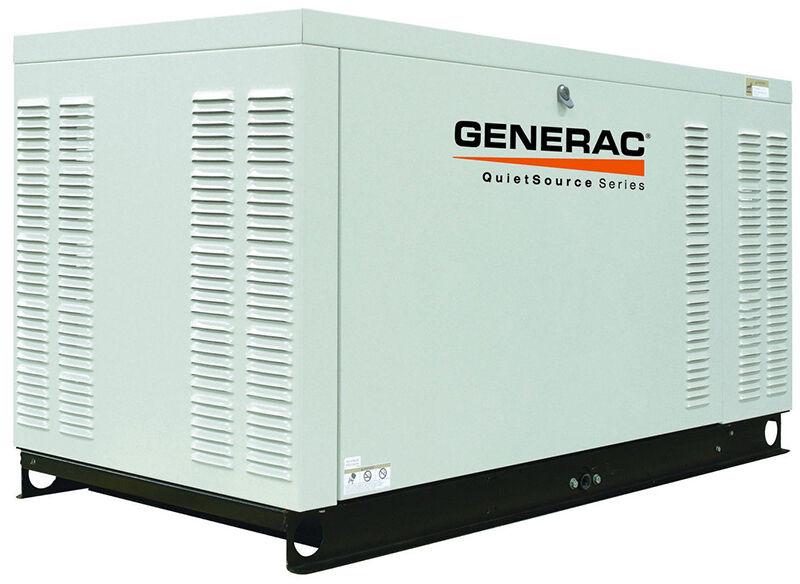 Top 10 standby generators ebay for Who makes generac motors