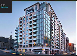 Luxury 2 bedroom, 2 bathroom condo Downtown Ottawa for sale