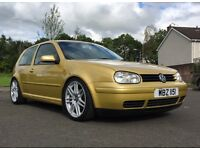 Volkswagen Golf GTI 1.8 turbo