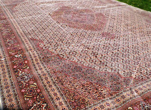 Grand 12x18 Sino Persian Tabriz Rug Handmade London Ontario image 1