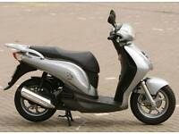 Honda PS 125 i fuel injection