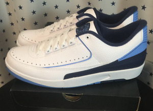 ★Way Below Retail★UNC Jordan 2 Low★Brand New
