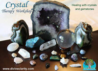 Basic & Advanced Crystal Therapy® Certification