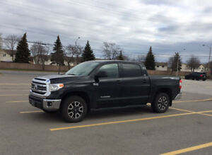 2017 Toyota Tundra SR5 Crewmax TRD Package plus $500 incentive