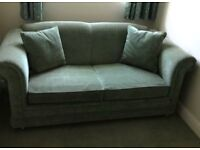 Double Sofa Bed in Sage/Green Colour