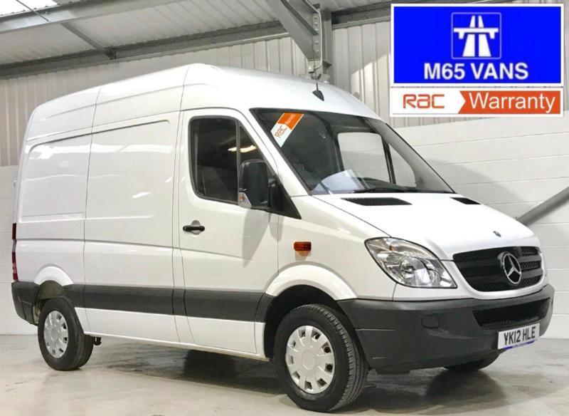 MERCEDES-BENZ SPRINTER SWB SHORT WHEELBASE MEDIUM ROOF IDEAL CAMPER DAY VAN