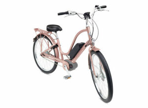 2018 Electra Townie Go! Standard & Step-Through e-Bikes