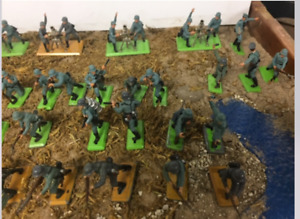 Toy soldiers, britains deetail, no longer made, 1/32 scale, 1971