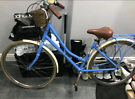 "Victoria Pendalton somerby city town Hybrid Dutch bike. 17"" frame"