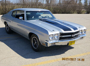 1970 Chevelle SS 454 (Tribute Car)