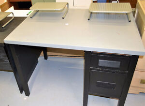 COMPUTER CHAIRS, DESKS, FILING