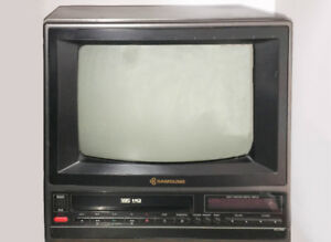 "Samsung MVR-2000C 13"" TV VHS Player Recorder"
