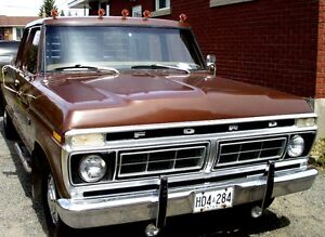 76 ford supercab