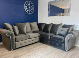 Brand New OLYMPIA CORNER Sofa S* Pay Cash on Delivery