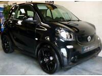 2016 smart fortwo coupe 1.0 Prime Sport Premium 2dr Auto COUPE Petrol Automatic