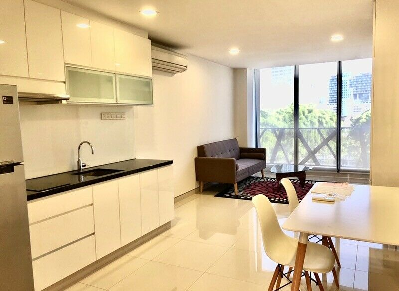 1 Bedroom at River Valley Road