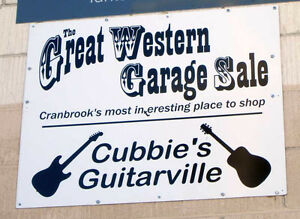 It's no hype, Cranbrook has a music store that you've GOT to see