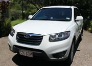 2010 Hyundai Santa Fe SLX CRDi (4x4) CM MY10 Kenmore Brisbane North West Preview