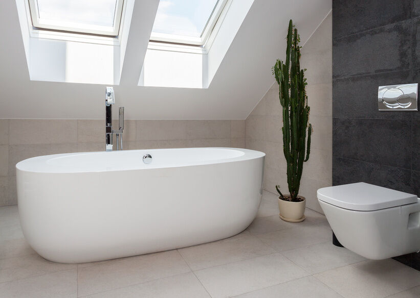 How To Install A Freestanding Tub EBay