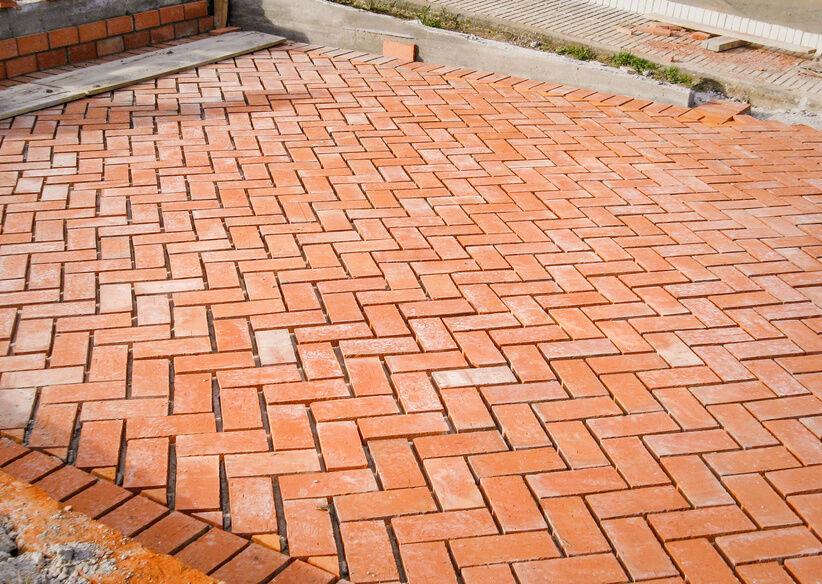 Brick Outdoor Flooring : Best outdoor tiles ebay
