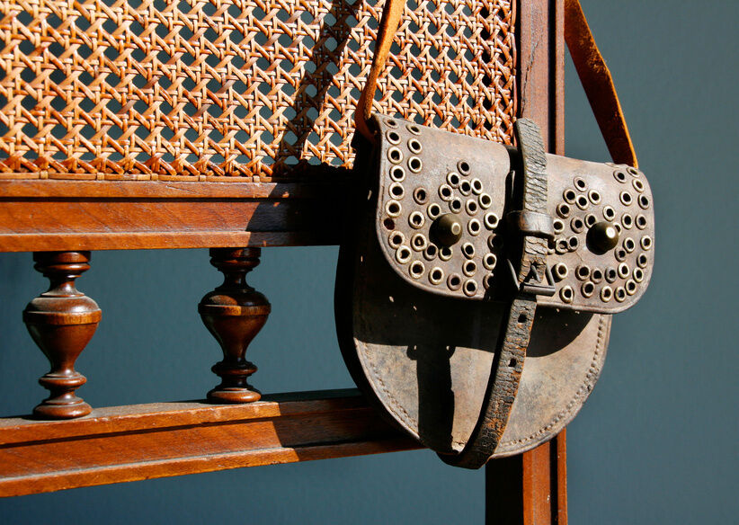 Leather Craft Ideas Using Rivets