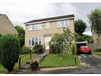 3 bedroom detached house, Bradford with garage and garden