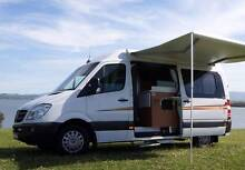2012 Mercedes Automatic Motorhome with Shower and Toilet Albion Park Rail Shellharbour Area Preview