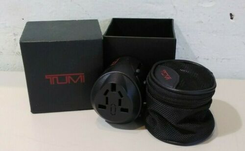 Tumi Travel Adapter