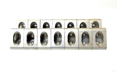 8020 15 Series 2 Hole-gusseted Inside Corner Bracket 4332 Lot Of 14