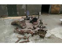 TVO tractor parts