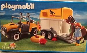PLAYMOBIL - 3249 - Equine Transporter West Island Greater Montréal image 1